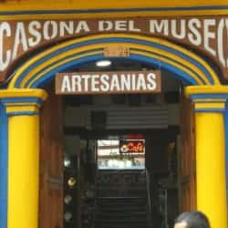 Artesanias Casona del Museo en Bogotá