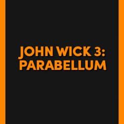 John Wick III: Parabellum