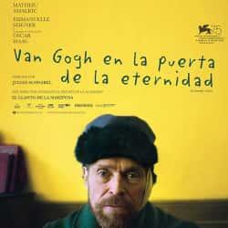 Van Gogh en la Puerta a la Eternidad