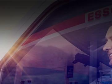 Estación de Servicio ESSO Buses Verdes