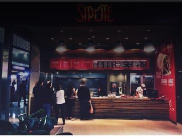 Sipote Burrito Centro Comercial Gran Estación