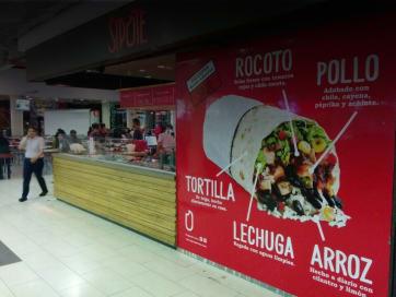 Sipote Burrito Salitre
