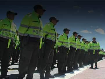 Estación de Policía Santa Fé