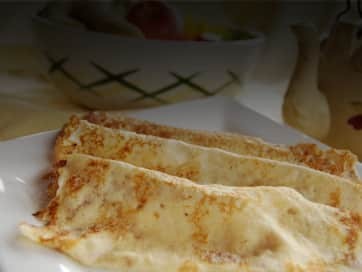 Le colombian crepes