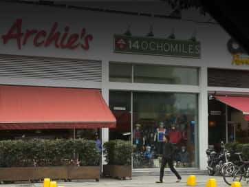 Archies Pizza Chicó