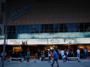 Teatro UC