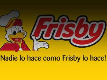 Frisby Iserra 100