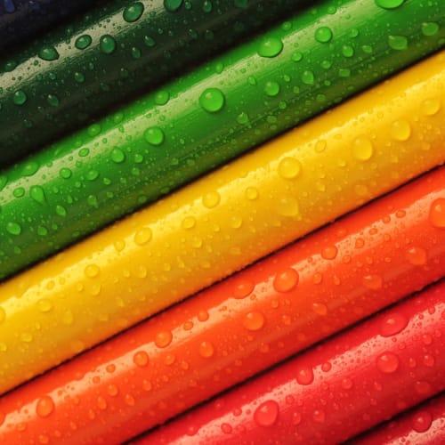 Colores Kiut norma x 24 unidades por $27.500