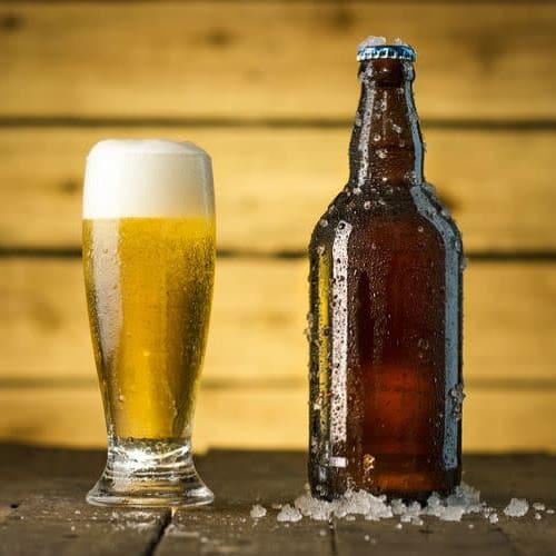 Combo Néctar + pack de cerveza + snack por $65.000