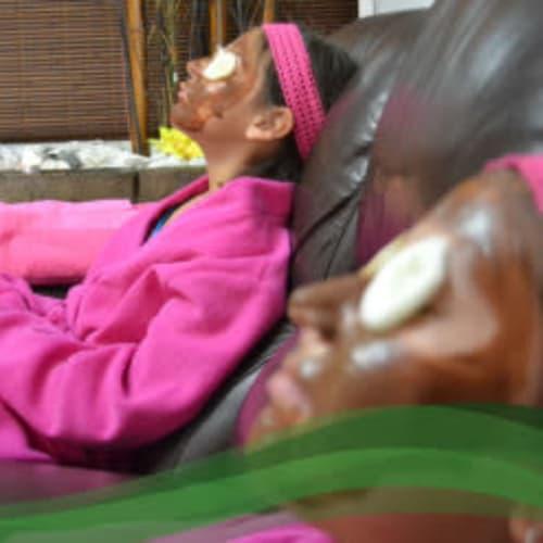 Spa madre e hija + masaje relajante + exfoliación por $99.900