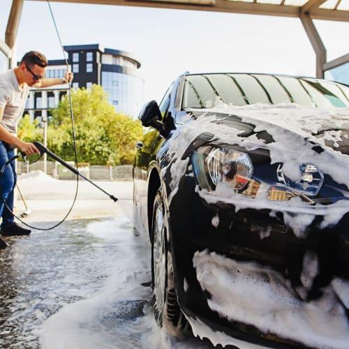 Ofertas de Auto lavado