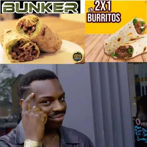 Ofertas de Burritos