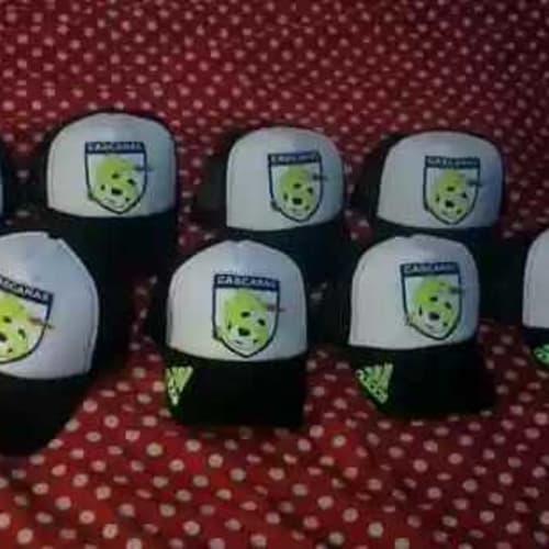 Gorras personalizadas por $15.000