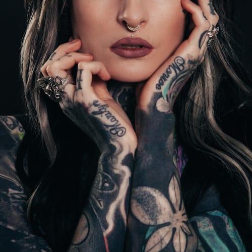Ofertas de Tatuajes/ Piercings