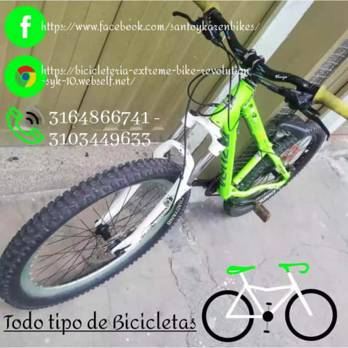 Ofertas de Bicicleterías 3
