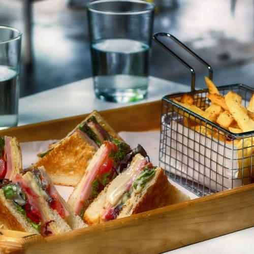 Ofertas de Sandwich / Ensaladas