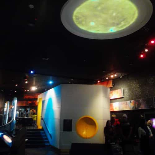 El Planetario de Bogotá en Bogotá 5