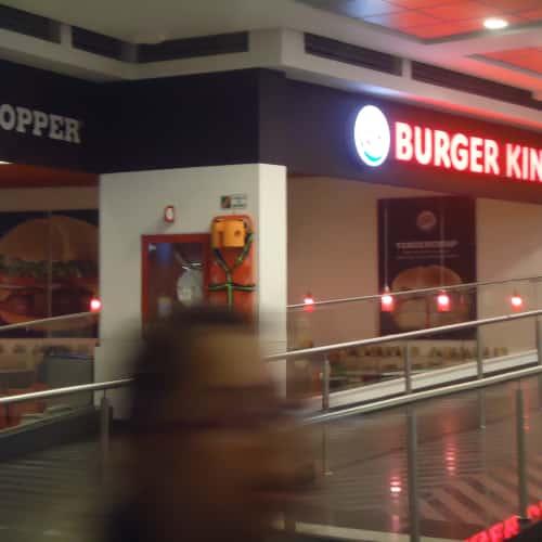 Burger King Calima en Bogotá 2