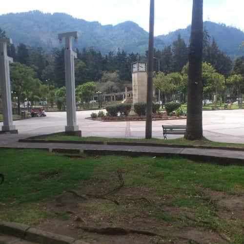 Parque Nacional Enrique Olaya Herrera en Bogotá 12