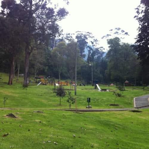 Parque Nacional Enrique Olaya Herrera en Bogotá 10
