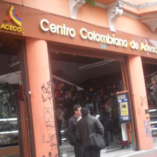 Centro Colombiano de Artesanías  en Bogotá 6