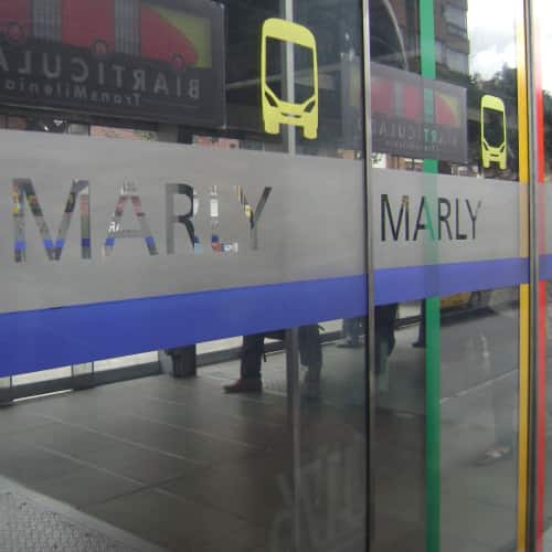Estación Marly en Bogotá 7