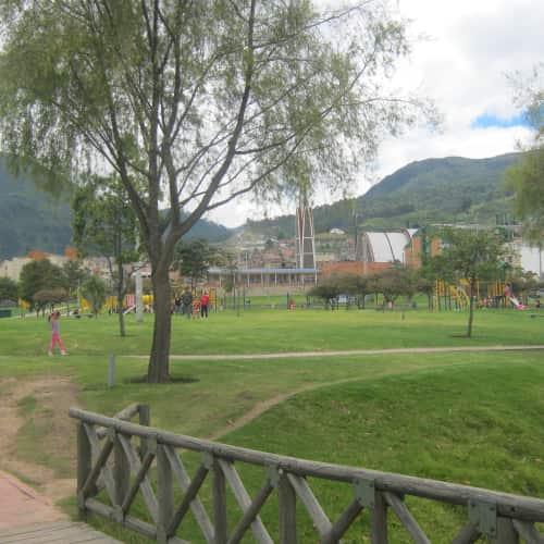 Parque Metropolitano San Cristóbal en Bogotá 4