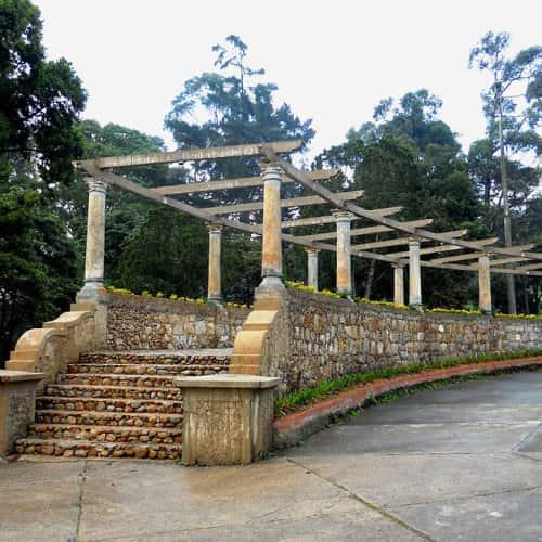 Parque Nacional Enrique Olaya Herrera en Bogotá 1
