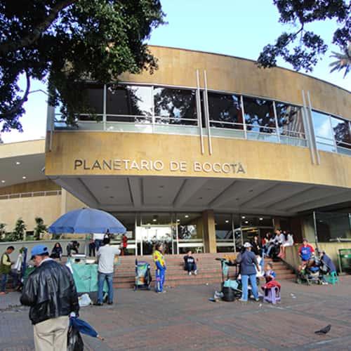 El Planetario de Bogotá en Bogotá 11
