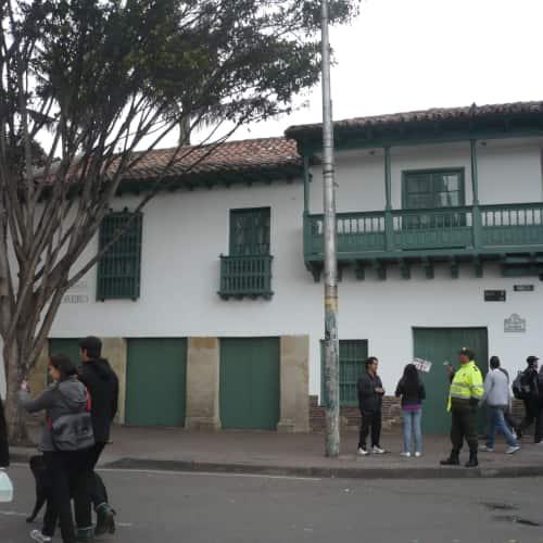 Museo de la Independencia Casa del Florero en Bogotá 4