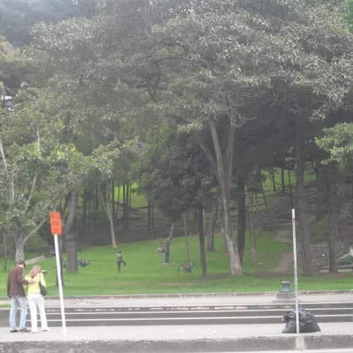 Parque Nacional Enrique Olaya Herrera en Bogotá 6