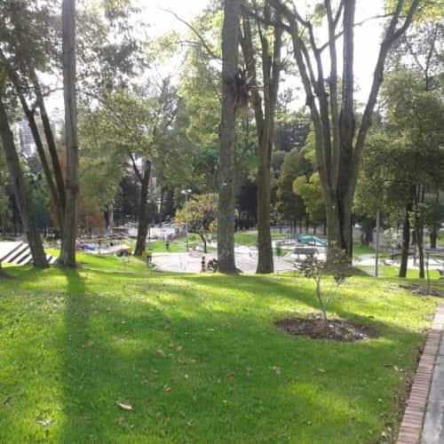 Parque Nacional Enrique Olaya Herrera en Bogotá 3
