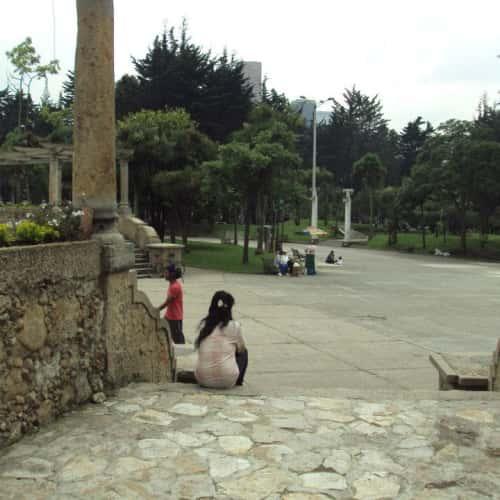 Parque Nacional Enrique Olaya Herrera en Bogotá 2