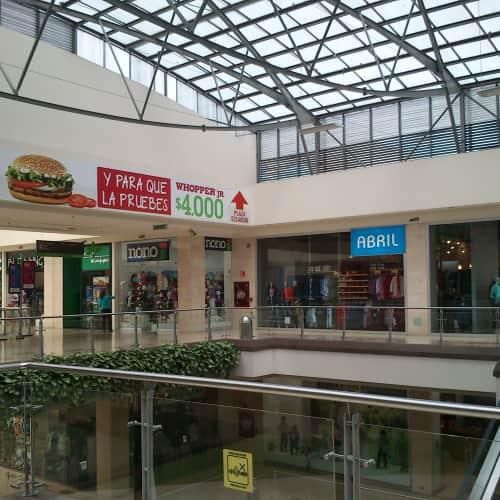 Centro Comercial Santafé en Bogotá 9