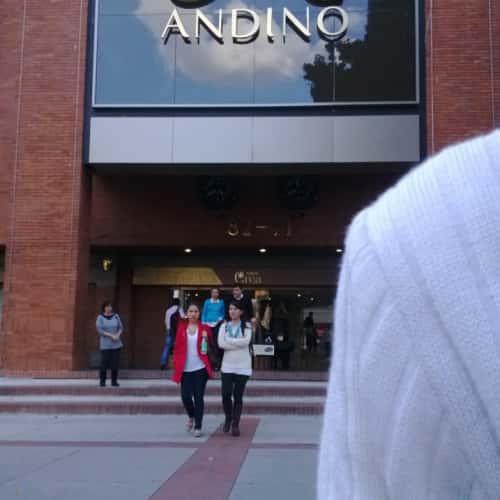 Centro Comercial Andino  en Bogotá 12