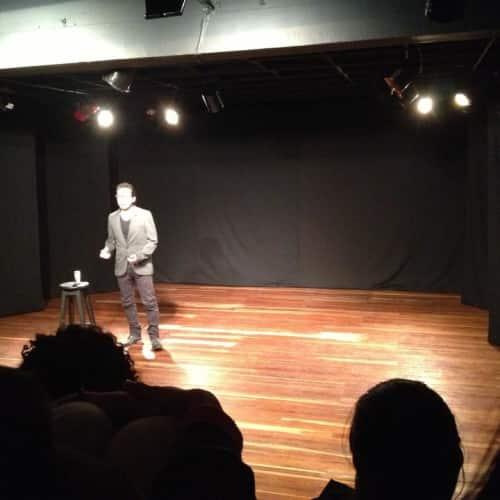 Teatro R101 en Bogotá 3