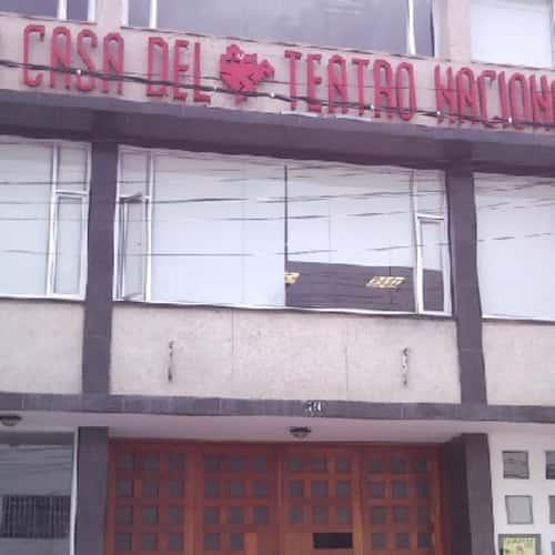 Casa del Teatro Nacional en Bogotá 5