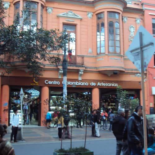 Centro Colombiano de Artesanías  en Bogotá 7