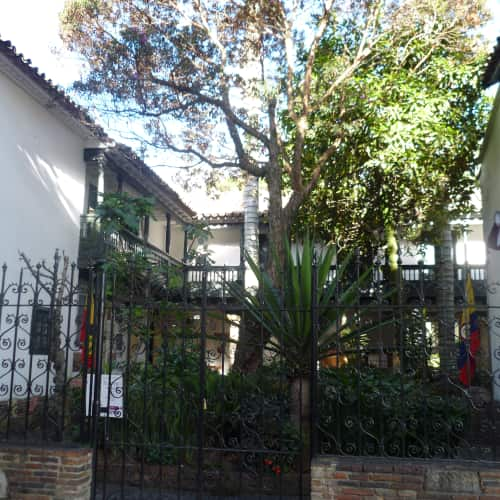 Museo de la Independencia Casa del Florero en Bogotá 7
