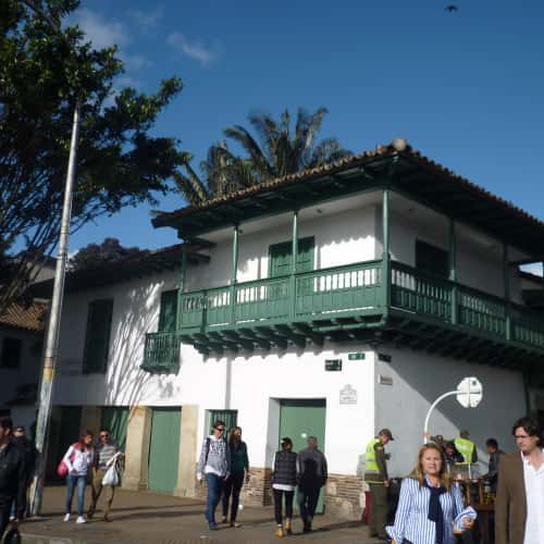 Museo de la Independencia Casa del Florero en Bogotá 5