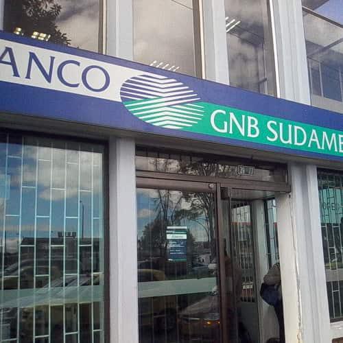 Banco GNB Sudameris Las Américas en Bogotá 3