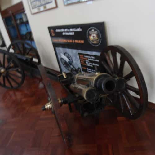 Museo Militar de Colombia  en Bogotá 9