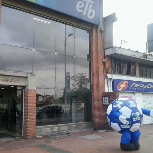 ETB Centro de Servicios Niza en Bogotá 9