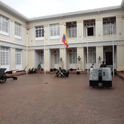 Museo Militar de Colombia  en Bogotá 4