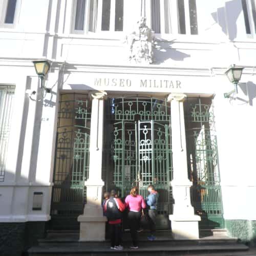 Museo Militar de Colombia  en Bogotá 11