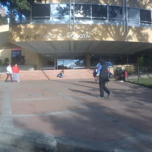 El Planetario de Bogotá en Bogotá 3