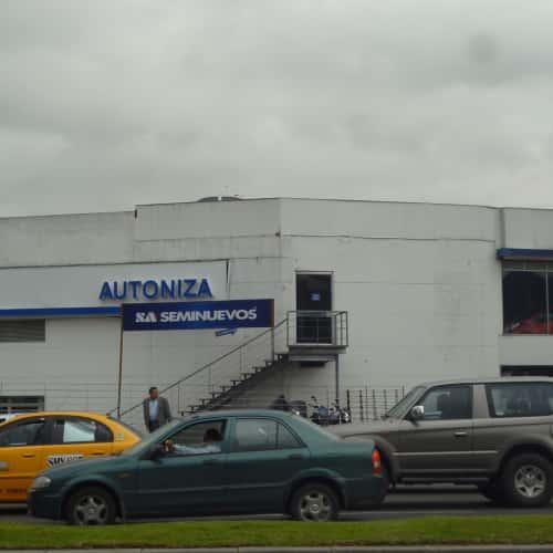 Chevrolet Autoniza Avenida Suba en Bogotá 3