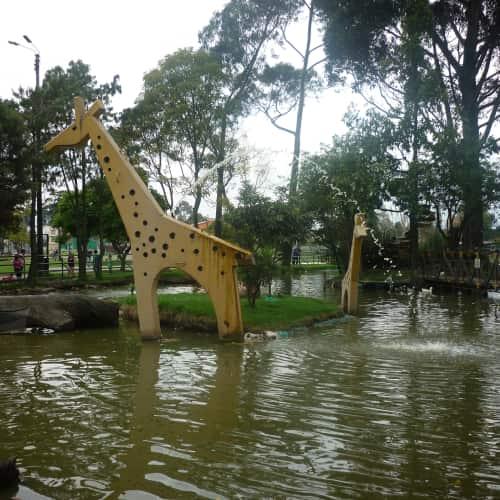 Parque Ciudad Montes en Bogotá 2