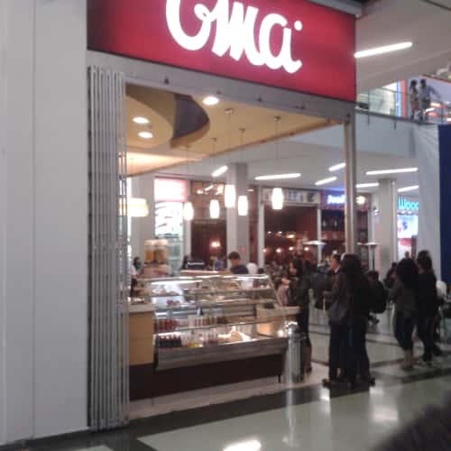 OMA Café C.C. Portal 80 en Bogotá 5