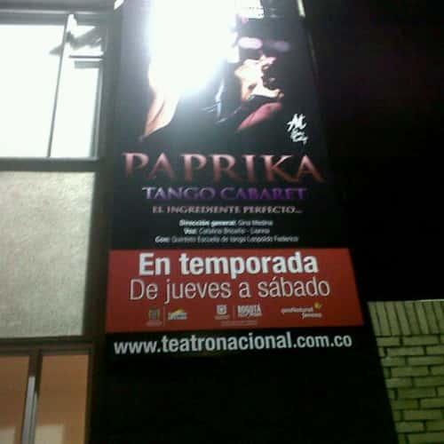 Casa del Teatro Nacional en Bogotá 7